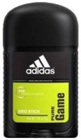 Adidas Pure Game Deodorant Stick  -  For Boys (51 G)