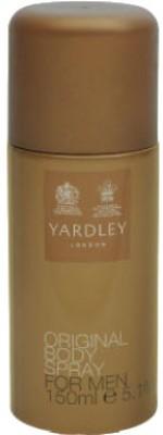 Yardley Sprays Yardley Original Deodorant Spray For Men