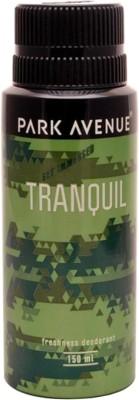 Park Avenue Sprays Park Avenue Tranquil Deodorant Spray For Men