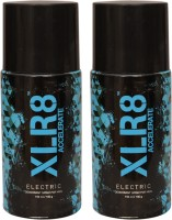 XLR8 2 Electric Deodorant Spray  -  For Men, Women (300 Ml)