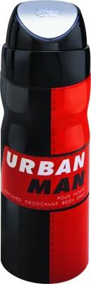 Emper Sprays Emper Urban Man Deodorant Spray For Men