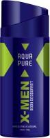 X-MEN Aqua Pure Deodorant Spray  -  For Men (150 Ml)