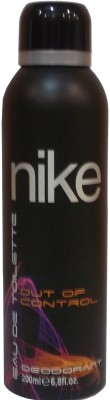 Buy Nike Out of Control Deodorant Spray  -  200 ml: Deodorant