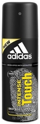Buy Adidas Intense Touch Deo Spray  -  150 ml: Deodorant
