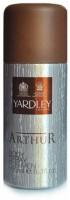 Yardley London Arthur Body Spray  -  For Men (150 Ml)