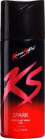 Kamasutra Spark Deodorant Spray - For Men: Deodorant