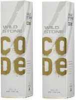 Wild Stone Gold Body Spray  -  For Boys, Men (240 Ml)