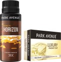 Park Avenue Horizon Deo Spray with Offer - 150 ml - For Men
