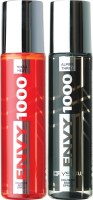 ENVY 1000 Texas Heat & Alpine Thrill Crystal Deo Combo (Pack Of 2) Body Spray  -  For Men (130 Ml)