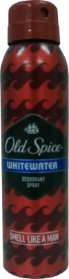 Buy Old Spice White Water Deodorant Spray  -  150 ml: Deodorant