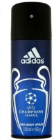 Adidas Champions League Body Spray  -  For Men (150 Ml)