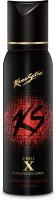 Kamasutra Black X Single Perfumed Body Spray  -  For Men (120 Ml)