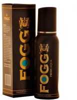 Fogg Fresh Aqua Deodorant Spray  -  For Men (120 Ml)
