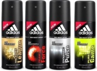 Adidas Deo Body Spray  -  For Boys, Men (150 Ml)