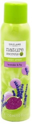Oriflame Sprays Oriflame Nature Secrets Body Spray For Girls
