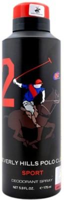 Beverly Hills Polo Club Sprays Beverly Hills Polo Club Deodorant Body Spray For Men