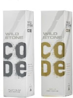 Wild Stone Platinum, Gold Body Spray  -  For Boys, Men (240 Ml)