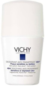 Vichy Roll ons Vichy Soothing Anti Perspirant Deodorant Roll on For Women