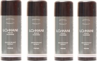 Lomani Lomani Pour Homme Deodorant Spray  -  For Men, Women (800 Ml)