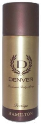Denver Sprays Denver Hamilton Prestige Deodorant Spray For Boys