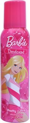 Barbie Sprays Barbie Deo Pretty N Pink Deodorant Spray For Girls