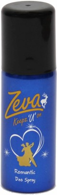 Zeva Keepz U On Sprays Zeva Keepz U On Deo Romantic Deodorant Spray