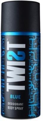 Twist Sprays Twist Blue Deodorant Spray For Boys, Men