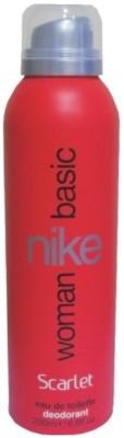 Buy Nike Basic Scarlet Deodorant Spray  -  200 ml: Deodorant