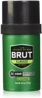 Brut Deodorants Brut Classic Scent Deodorant Stick For Men