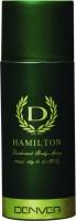 Denver Hamilton Deodorant Spray  -  For Men
