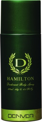 Buy Denver Hamilton Deodorant Spray  -  115 g: Deodorant