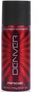 Denver Deodorants Denver Rage Deodorant Spray