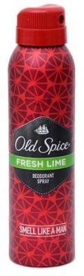 Old Spice Sprays Old Spice Fresh Lime Deodorant Spray For Men