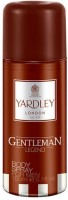 Yardley Gentleman Legend Deodorant Spray  -  For Men, Boys (150 Ml)