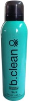 United Colour Of Benetton B.Clean Green Deodorant Spray  -  For Men (200 Ml)
