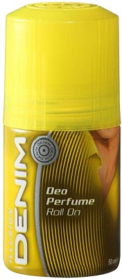 Buy Denim Illusion Deo Roll-on  -  50 ml: Deodorant
