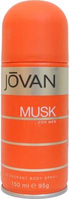 Buy Jovan Musk Deodorant Spray  -  150 ml: Deodorant