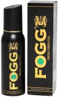 Fogg Black Collection Fresh Oriental Deodorant High Performance Body Spray  -  For Men (120 Ml)