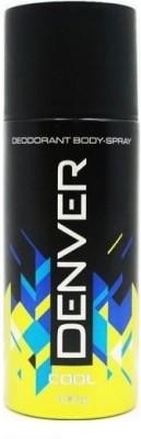 Denver Sprays Denver Cool Deodorant Spray For Men