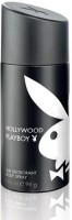 Playboy Hollywood Body Spray  -  For Men (150 Ml)