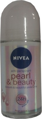 NIVEA PEARL & BEAUTY DEODORANT ROLL-ON FOR WOMEN
