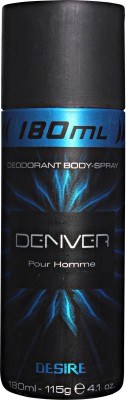 Buy Denver Desire Deodorant Spray  -  180 ml: Deodorant