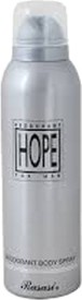 Rasasi Hope Deodorant Spray  -  200 Ml - For Men