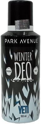 Park Avenue Sprays Park Avenue Yeti Deodorant Spray For Men