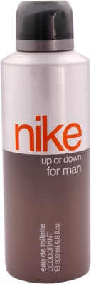 Buy Nike Up Or Down Deo Spray  -  200 ml: Deodorant
