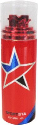 MTV Sprays MTV Sportsta Deodorant Spray For Men