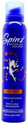 Spinz Sprays Spinz Hip Hop Deodorant Spray For Men