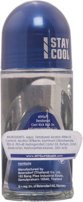 Nivea Nivea Fresh Protect Body Deodorizer Energy Body Spray  -  For Men (120 Ml)