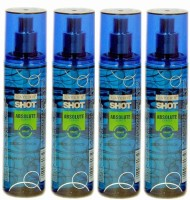 Layer'R Shot Absolute Series Craze Deodorant Spray  -  For Men (540 Ml)