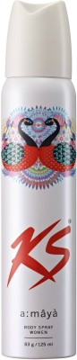 Buy Kamasutra A:Maya Deodorant Spray  -  125 ml: Deodorant